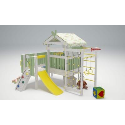 Игровой комплекс - кровать Савушка Baby - 7 фото